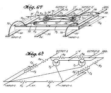 【影响世界的专利】集成电路