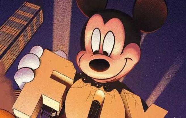 迪士尼并购福克斯 不只是IP那么简单