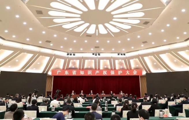 广东省知识产权保护大会召开